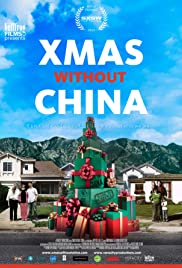 Xmas Without China Poster