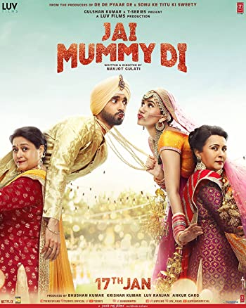 Jai Mummy Di 2020 Full Hindi Movie Download 720p 480p In Hd