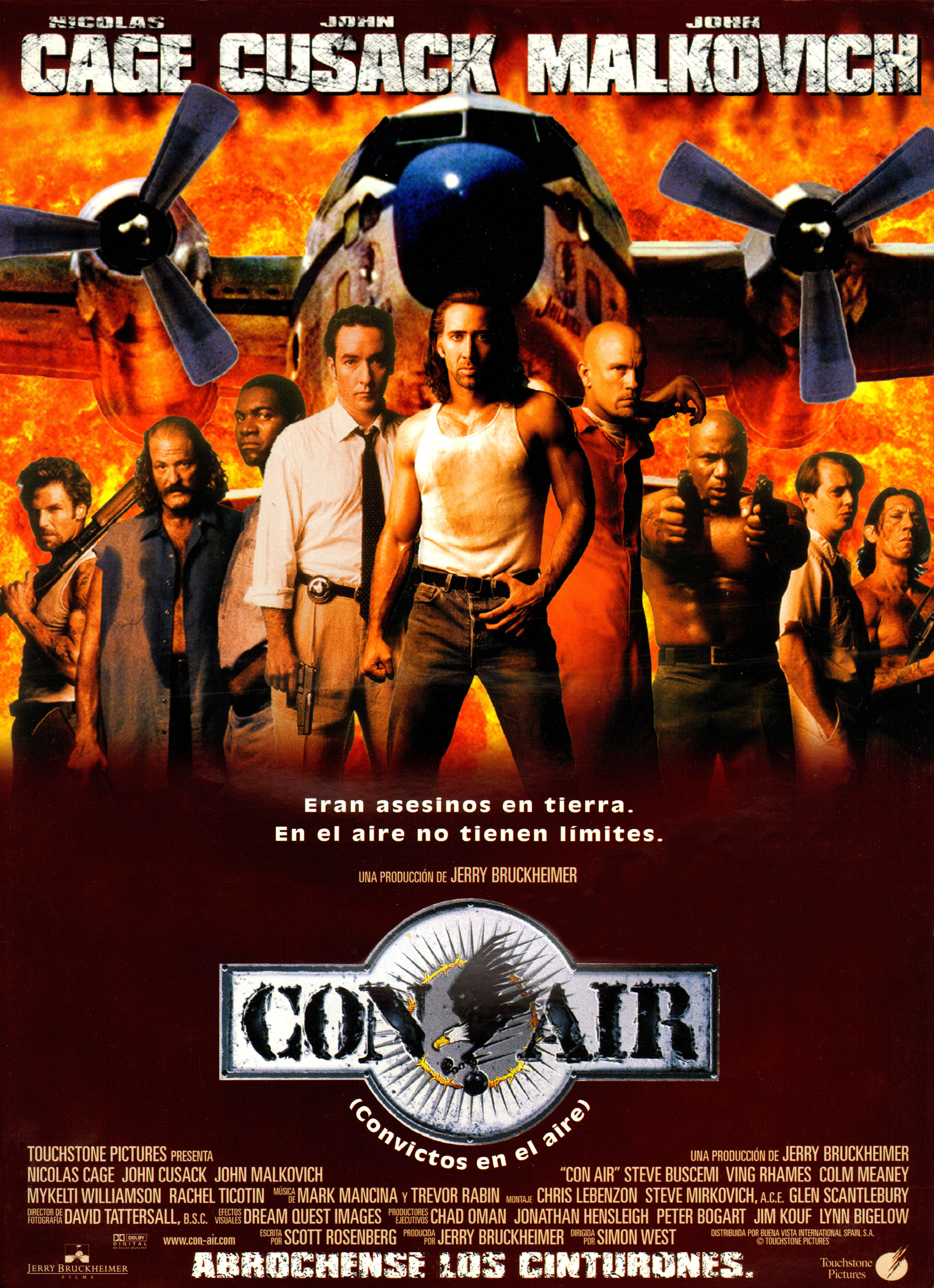 Con Air 1997 Photo Gallery Imdb