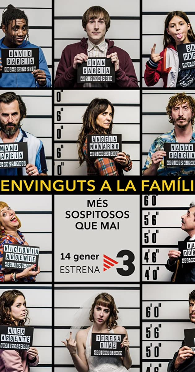 Download Benvinguts a la família or watch streaming online complete episodes of  Season 2 in HD 720p 1080p using torrent