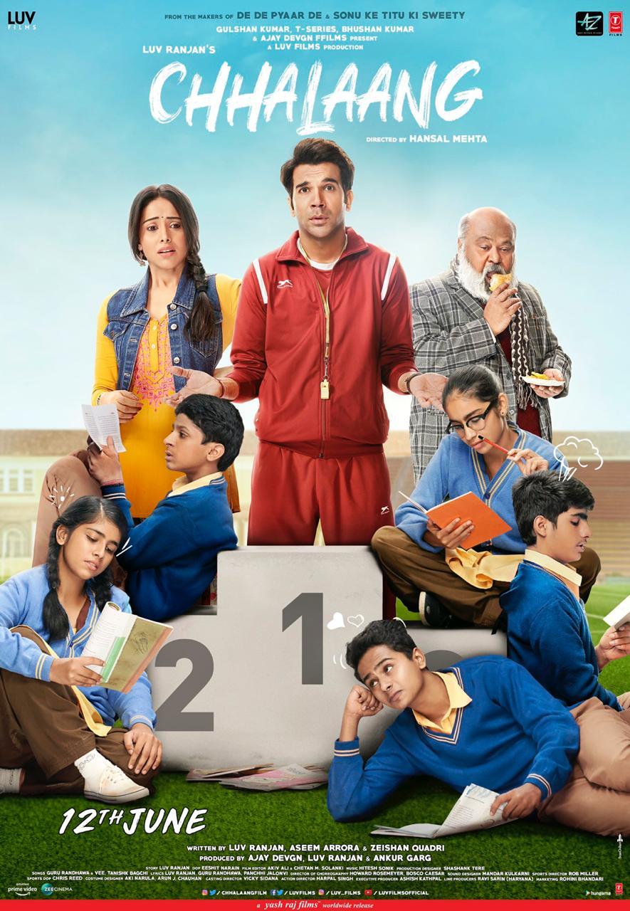 Chhalaang (2020) Hindi