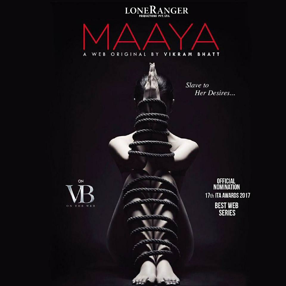Maaya 2017 S1 Hindi Complete Web Series 700MB WEB-HDRip Download