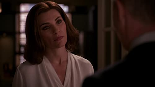 The Good Wife: I Don't Want To Hear It