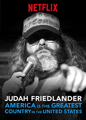 Where to stream Judah Friedlander: America is the Greatest Country in the United States