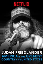 Judah Friedlander: America Is the Greatest Country in the United States (2017) 720p