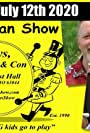 Artists Philo Barnhart and Charles D. Moisant at the Toyman Toy Show in St. Louis July 12th
