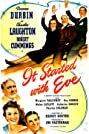 It Started with Eve (1941) Poster