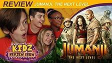 Review: Jumanji: The NExt Level