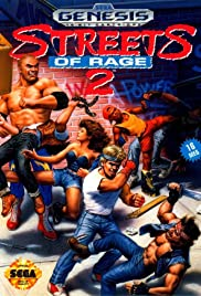 Streets of Rage 2(1992) Poster - Movie Forum, Cast, Reviews