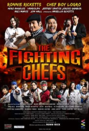 The Fighting Chefs Poster