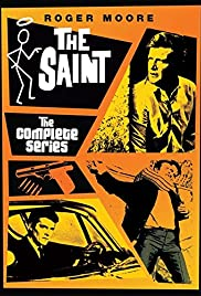 The Saint Poster - TV Show Forum, Cast, Reviews