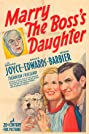 Marry the Boss's Daughter (1941) Poster