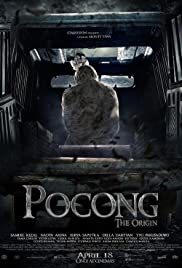 Pocong the Origin Poster