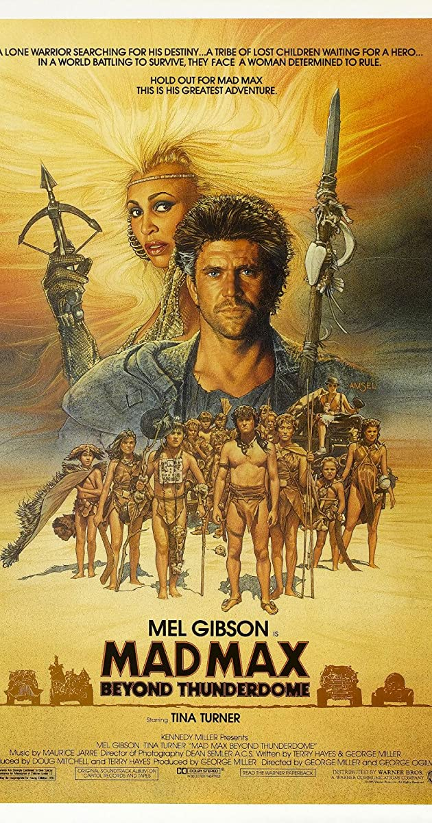 Free Download Mad Max Beyond Thunderdome Full Movie