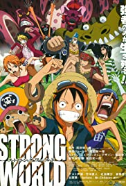One Piece: Strong World Poster