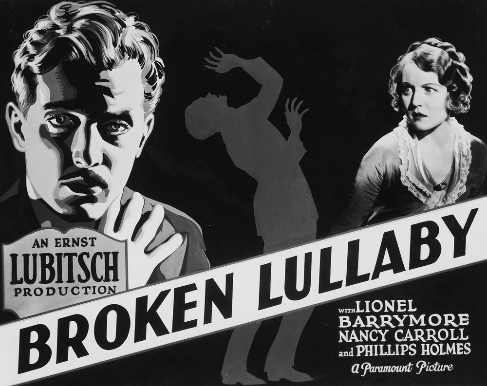 Classic Old Movie : Broken Lullaby 1932