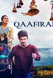 Arijit Singh & Nikhita Gandhi: Qaafirana Poster