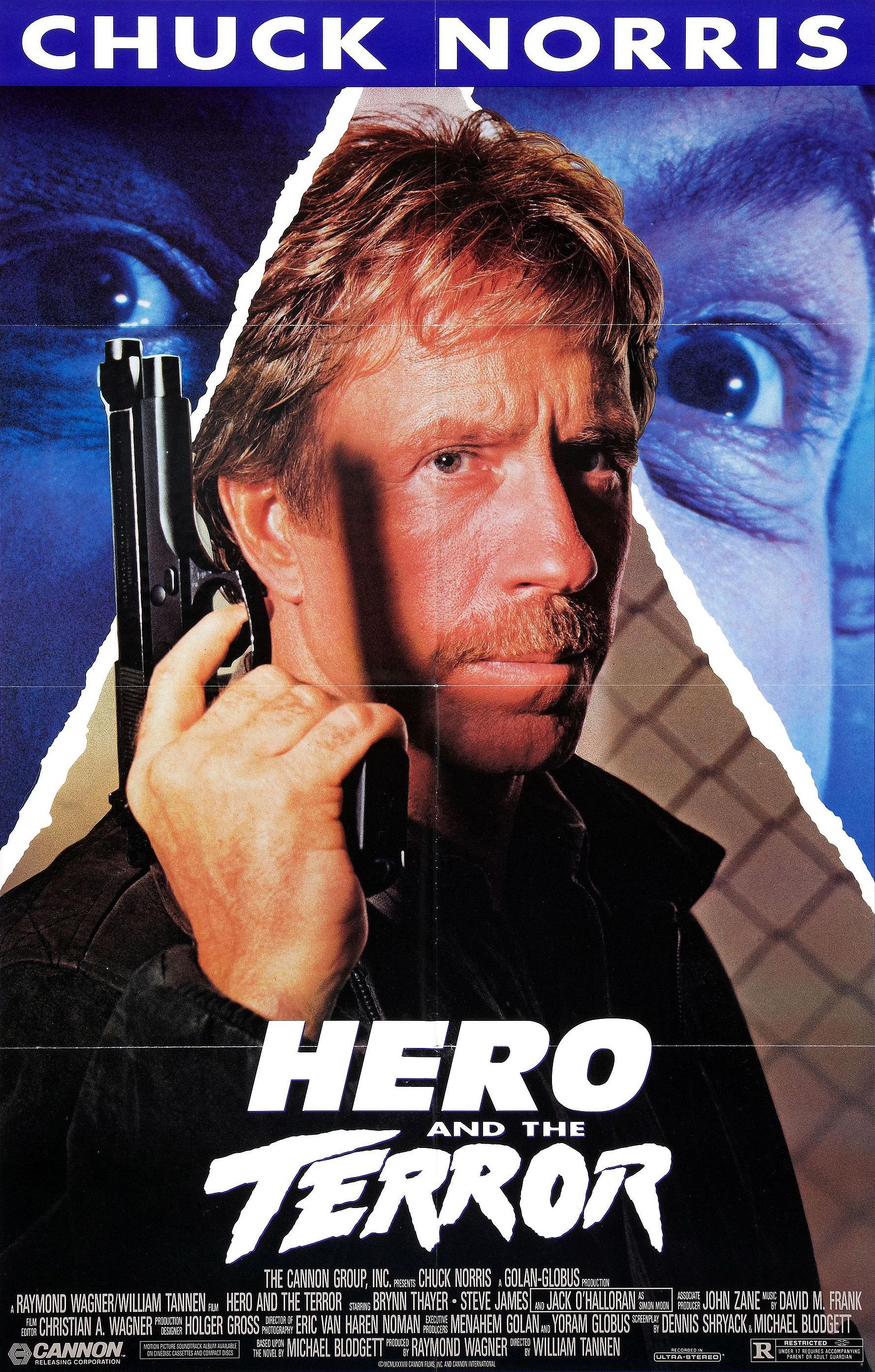 O Herói e o Terror [Dub] – IMDB 5.3