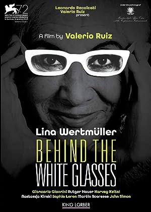 Dietro gli occhiali bianchi