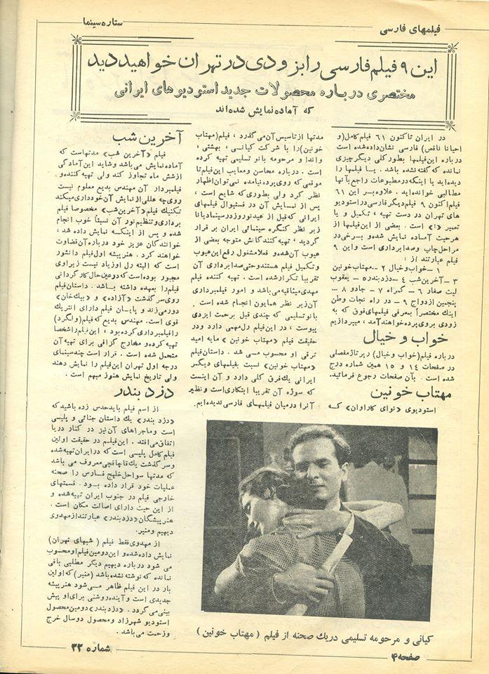Mahtabe khoonin (1955)