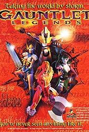 Gauntlet Legends Poster