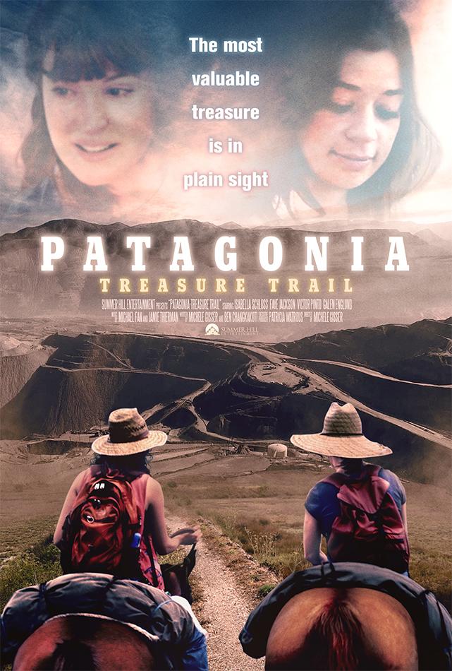 Patagonia Treasure Trail on FREECABLE TV