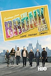 The Bronx, USA Poster