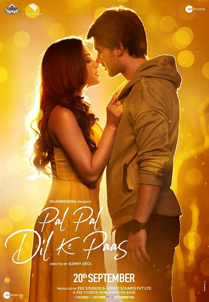 Pal Pal Dil Ke Paas 2019 Hindi Movie Official Trailer 720p HDRip Download