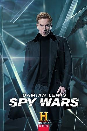 Where to stream Spy Wars