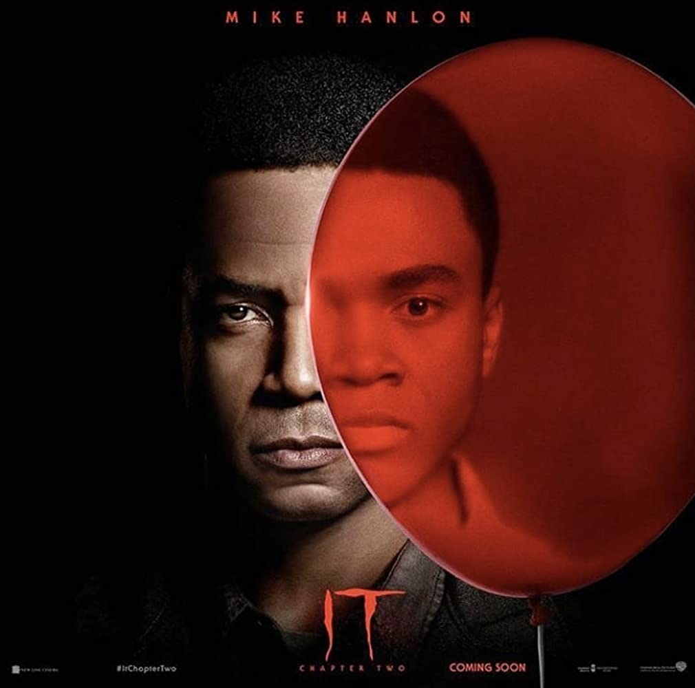 Isaiah Mustafa and Chosen Jacobs in It Chapter Two (2019)