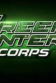 Green Lantern Corps Poster