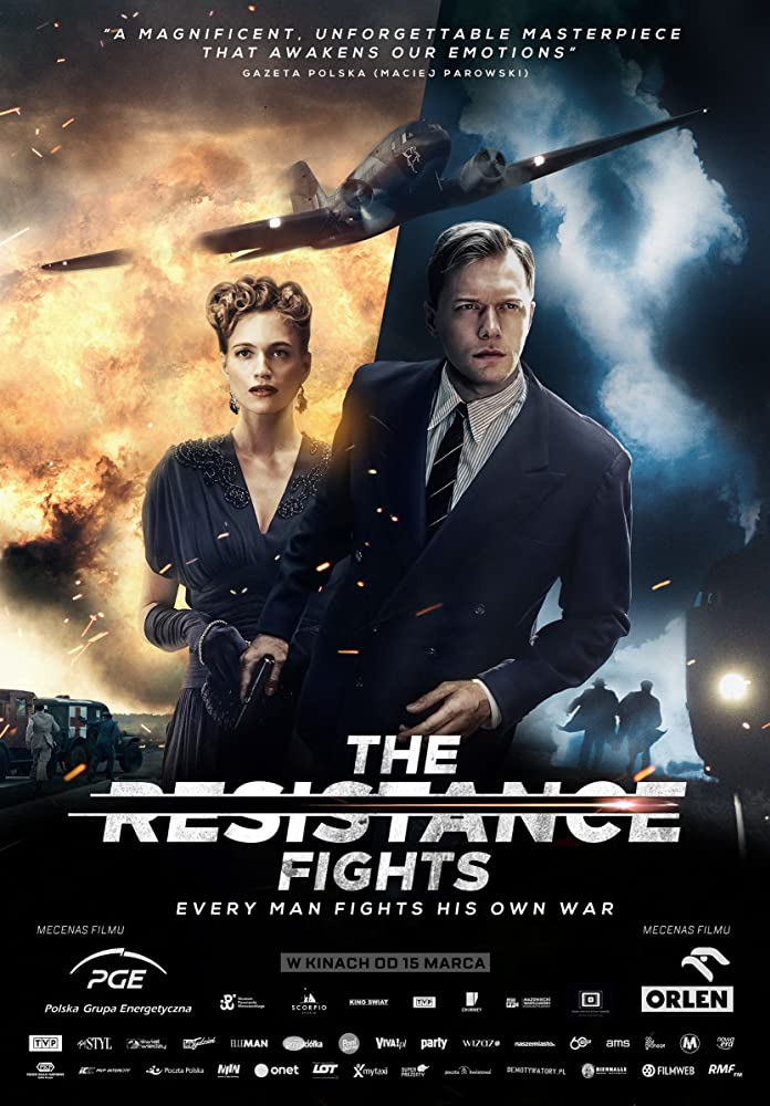The Resistance Fighter (Kurier) 2020 English 720p BluRay 800MB ESubs Download