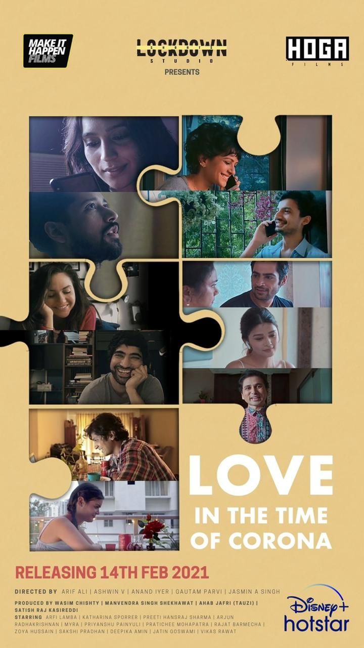 Love in the Time of Corona (2021) Hindi Movie    480p    720p    1080p
