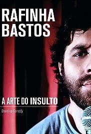 dvd de rafinha bastos a arte do insulto