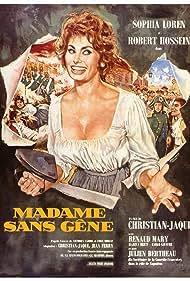 Madame Sans Gêne (1963) Poster - Movie Forum, Cast, Reviews