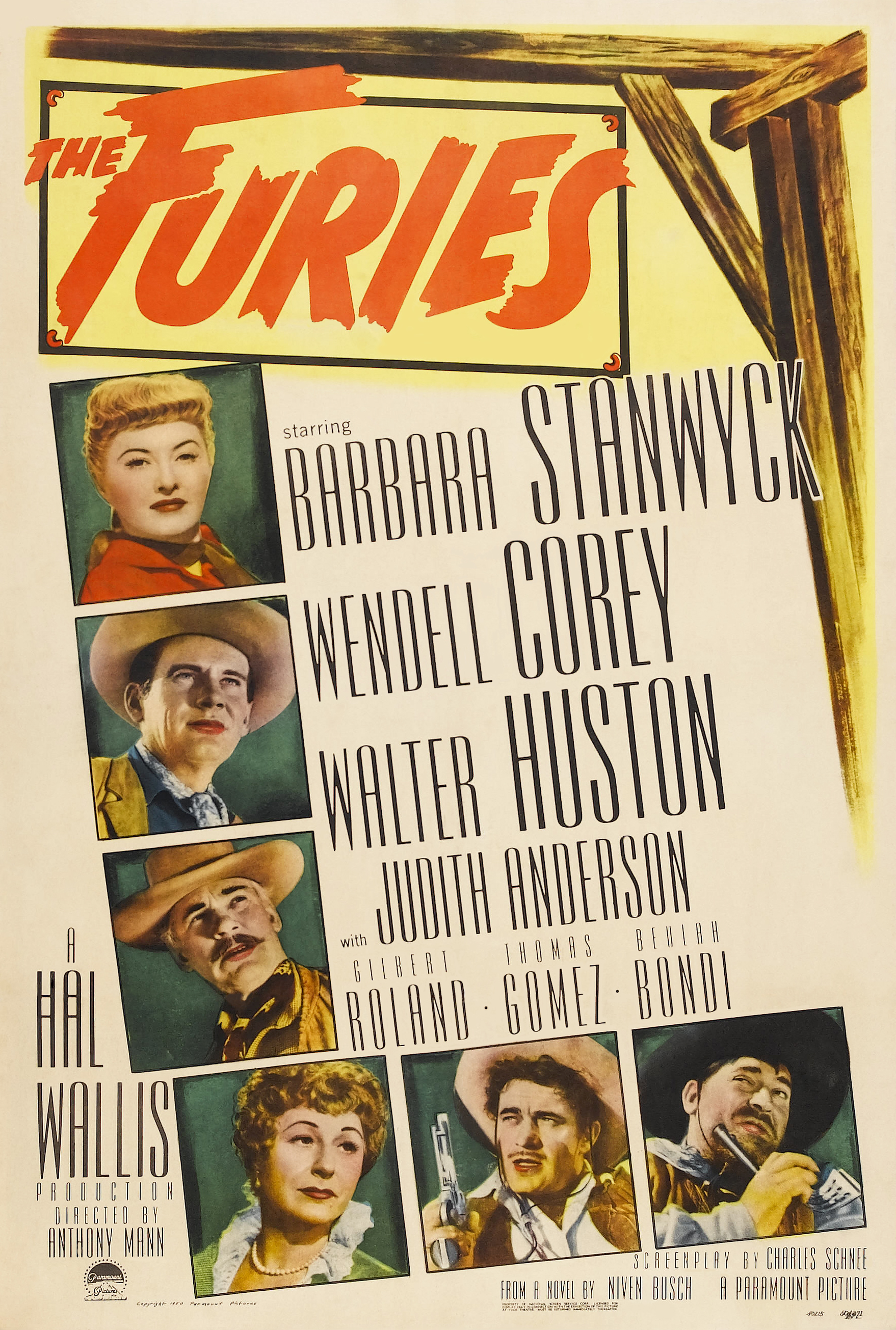 Image result for the furies film poster