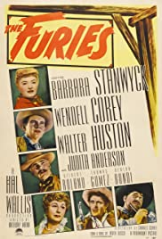 The Furies (1950) Poster - Movie Forum, Cast, Reviews