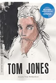 Vanessa Redgrave on 'Tom Jones'
