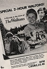 Primary photo for The Waltons: A Decade of the Waltons