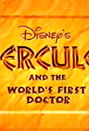 Hercules and the World's First Doctor Poster