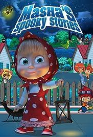Masha's Spooky Stories Poster