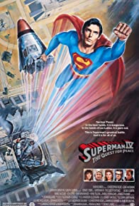 Primary photo for Superman IV: The Quest for Peace
