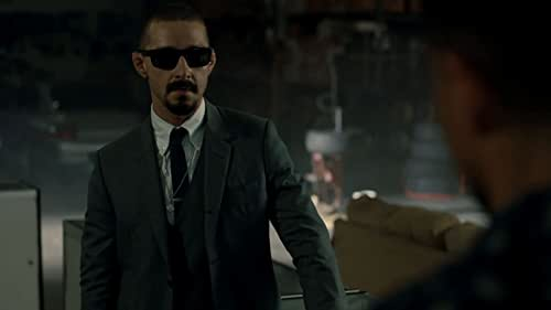 """David (Bobby Soto) and Creeper (Shia LaBeouf), are """"tax collectors"""" for the crime lord Wizard, collecting his cut from the profits of local gangs' illicit dealings. But when Wizard's old rival returns to Los Angeles from Mexico, the business is upended, and David finds himself desperate to protect what matters more to him than anything else: his family."""