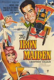 The Iron Maiden (1963) Poster - Movie Forum, Cast, Reviews