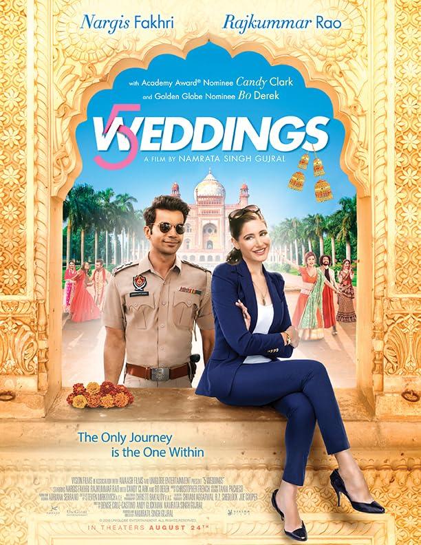 5 Weddings (2018) Hindi AMZN WEB-DL x264 AAC