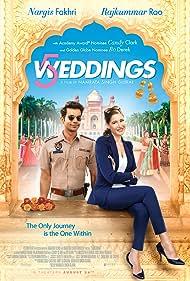 Nargis Fakhri and Rajkummar Rao in 5 Weddings (2018)