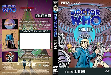 Doctor Who: Real Time by Tim Kirkby