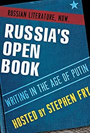 Russia's Open Book: Writing in the Age of Putin Poster
