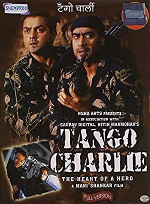 War Tango Charlie Movie