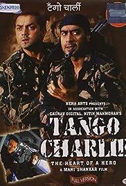 Tango Charlie Poster